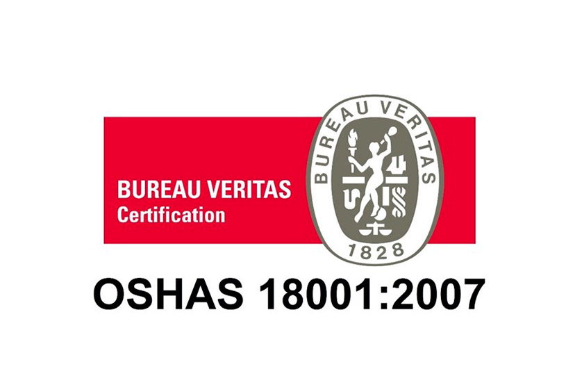 Bureau Veritas Certification OSHAS 18001